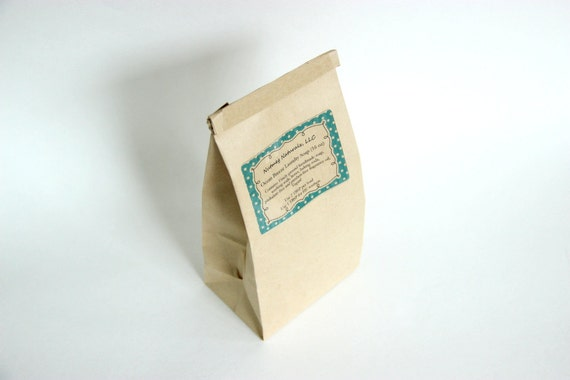 Ocean Breeze laundry soap 16 oz bag - made from handmade, cold process soap. Handmade in Connecticut. Ready to ship.