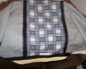 Infant  Car Seat Tent Carrier Canopy Changing Pad Handmade a Southern Hug