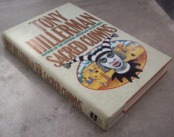 Author tony hillerman book list 2014