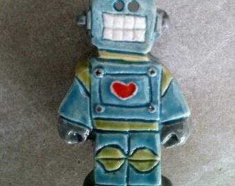 robot furniture knob, drawer pull
