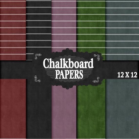 Amazon.com: black chalkboard paper