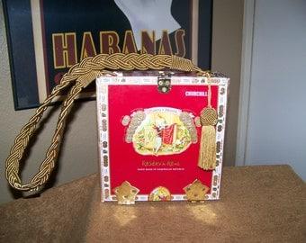 Romeo Y Julieta Cigar Box Purse