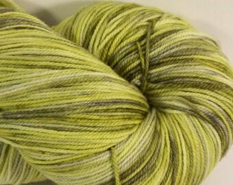 Sale, Polwarth, Silk, DK Weight, 3ply Yarn, 550 yrds, 250 grams