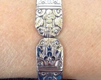 Margate/Arcadia 1938 Silverware Bracelet