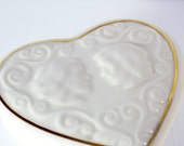 Lenox Romeo and Juliet Porcelain Candy Dish