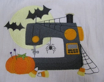 Halloween Sewing and Crafting - DISCOUNTED FOR FLAW