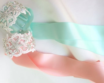 Mother of the bride corsage, Wrist Corsage, wedding Corsage