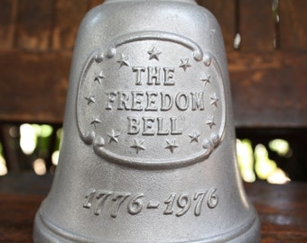 Freedom Bell 1776-1976 by Gorham in pewter