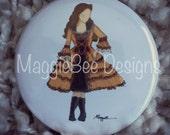 Aminta Design Button