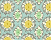 Blend Fabrics - Clementine Collection - Oh My Darling - Blue - Choose Your Cut 1/2 or Full Yard