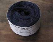JaggerSpun 2/8 Midnight Blue Heather Wool Yarn