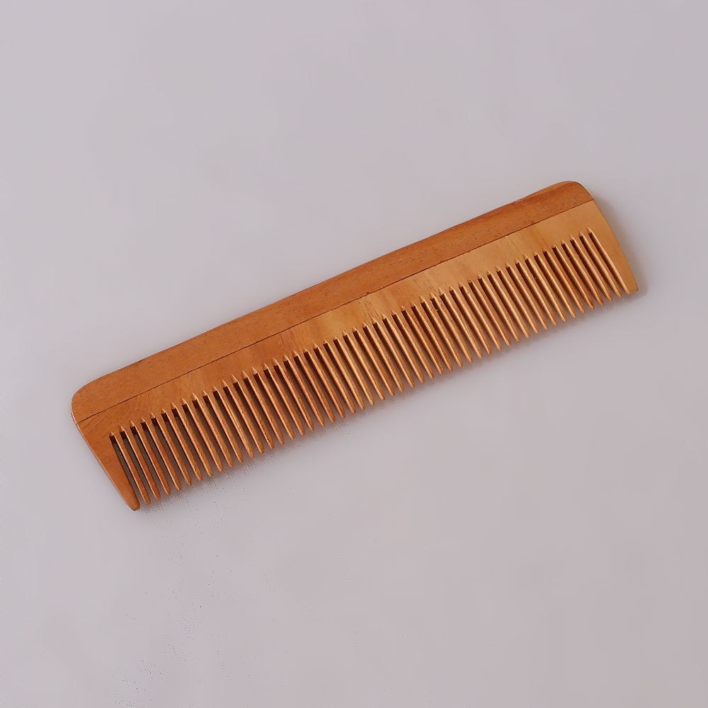 how to clean a comb with dandruff