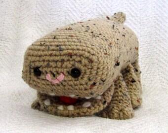 Bean Bag Woola Amigurumi - Made to Order
