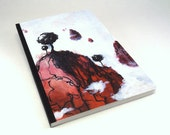 Handbound Artist Book, Art Journal