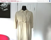 RESERVED for Public Court LTD  50% OFF Vintage Beige Adele Ross Women's Coat