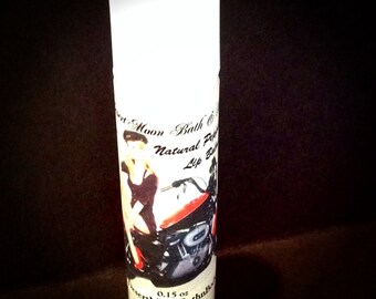Lip Balm Made with a Man in Mind 100% Natural Peppermint Ice