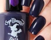 Velvet - Dark Purple Creme Nail Polish