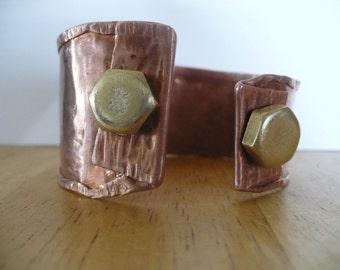 Folded Edge Cuff