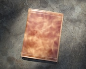 Large Refillable Leather Notebook