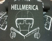 hellmerica DESCENDENTS patch 4 inches