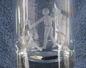 Signed SWEDISH Crystal Vase Stromdberg Hyttan