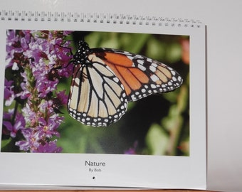 2018 Wall Calendar  Nature Pictures