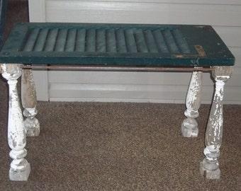 Shutter table