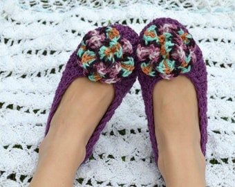 Cozy Flower Women's Slippers