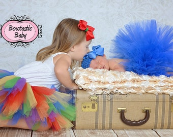 Matching Bow for your tutu..  add on