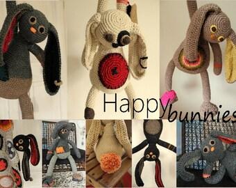 happy bunnies - contract work!