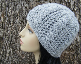 PATTERN:  Cable Hat, intermediate crochet pattern PDF, cabled beanie, adult, teen, InStaNT DowNLoaD, Permission to Sell