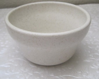 Vintage Bowls Vintage Kitchen Vintage Home Decor Marked ALOX USA Stoneware Dessert Dishes Condiment Dishes/Set Of Four
