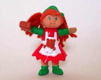 Vintage Cabbage Patch Kid Figurine