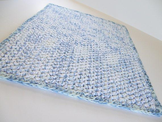 ... Uncinetto : Tappeti corda di cotone tappeto lavorato all uncinetto