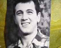 Vintage Postcard Rock Hudson....Photo By Roddy Mcdowall