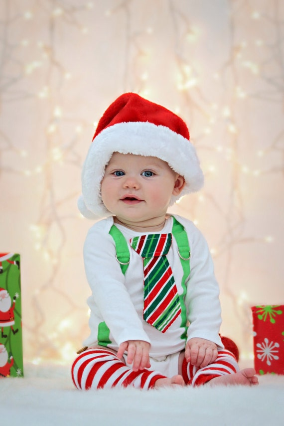 Etsy Baby Boy Christmas Clothes