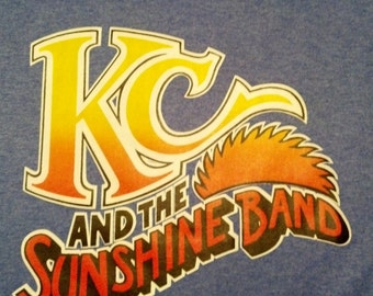 KC and the Sunshine Band T Shirt