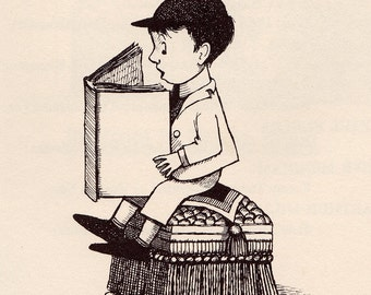 The Big Green Book by Robert Graves, illustrated by Maurice Sendak
