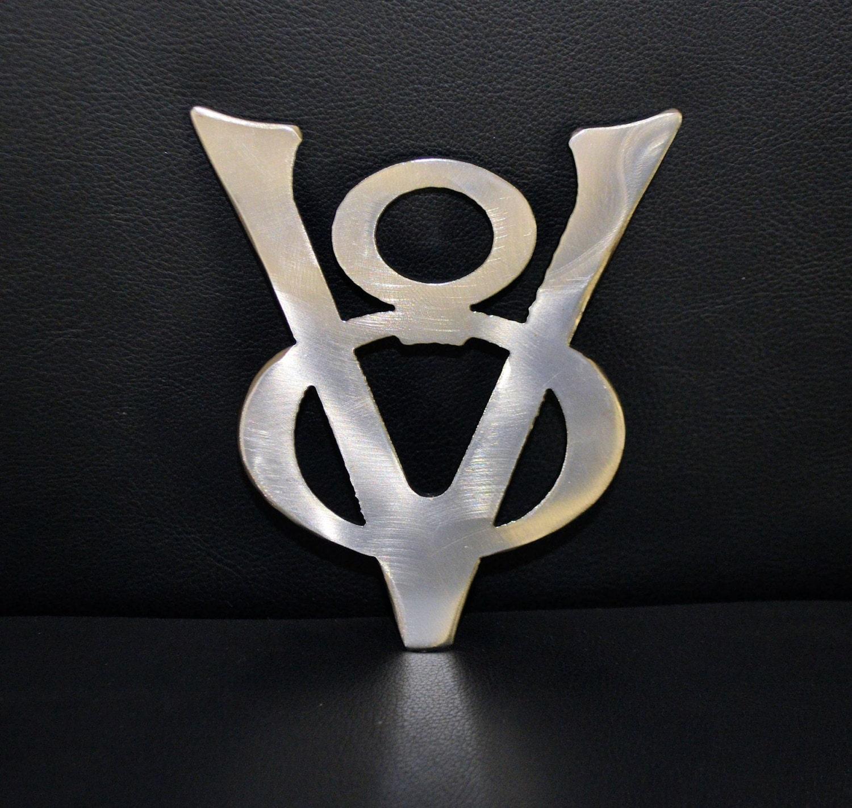 v8 engine metal bottle opener car guy gear head custom. Black Bedroom Furniture Sets. Home Design Ideas