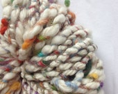 Handspun Yarn - ' Sushi ' - Art Yarn