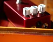 Versatile Notch Filter-Notch Filter-Stuck Wah-Vintage Guitar/Instrument Effects FX Pedal- Hand Built Replica