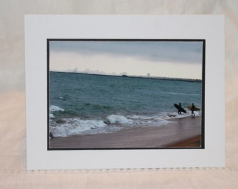 photo card, surf, beach photography