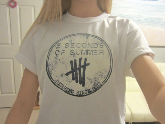 items similar to sale 5sos five seconds of summer logo