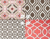 Cinnamon Collection-LIMITED TIME- Large Dog Crate Cover- in your choice of fabric