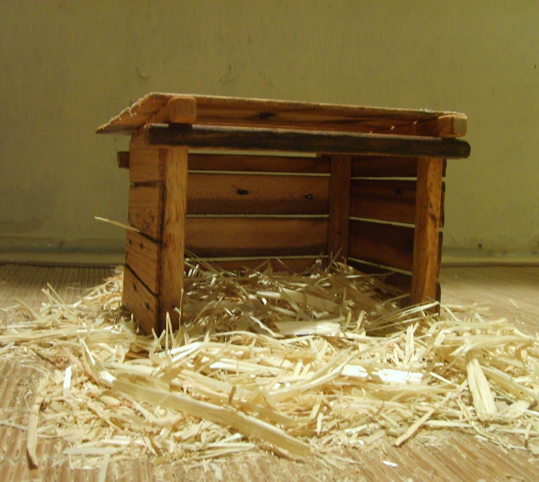 Wooden nativity cr 232 che by themomandpopwoodshop on etsy