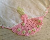 Vintage Handkerchief Hankie Ladies Handkerchief