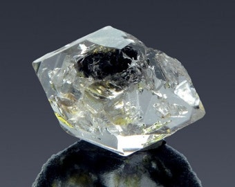 16.38ct Herkimer Diamond Quartz Crystal 20mm x 13mm SKU: 217C335-B