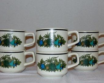 Lenox Coffee Mug Set Six