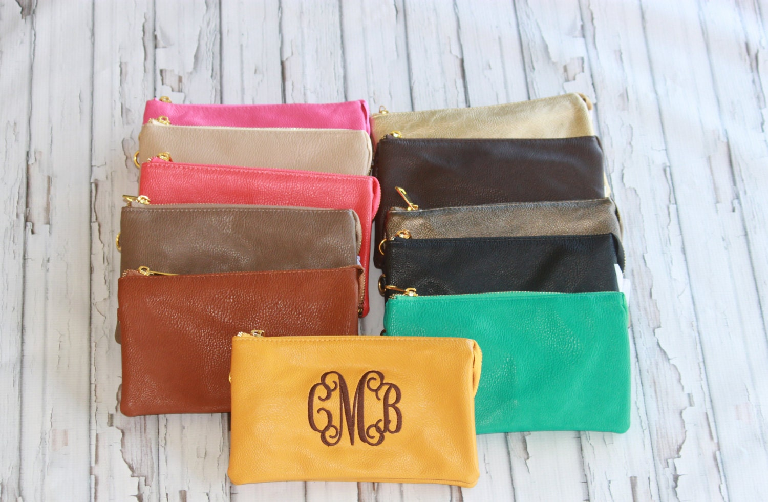 ysl clutch new collection - Cross body Purse Wristlet Clutch Monogrammed by thepurplepetunia
