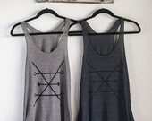the alchemist | nothing-obvious | womens tank | gift for her